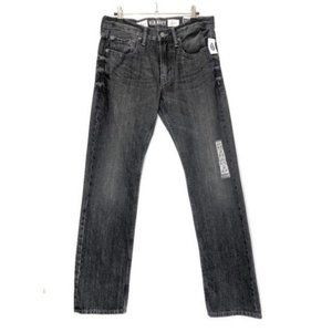 Old Navy (30x32) Slim Straight Jeans Distressed